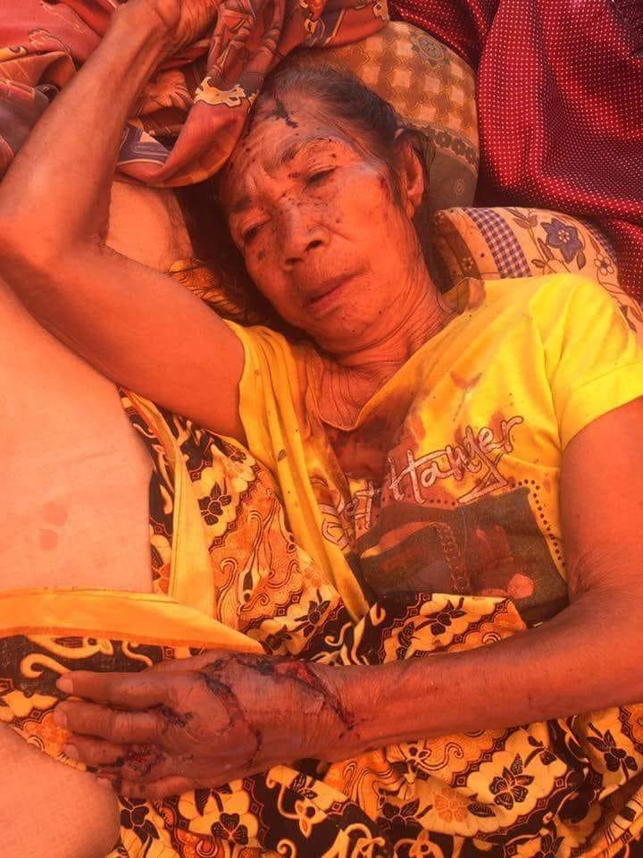 lombok Erdbeben spenden Kampagne