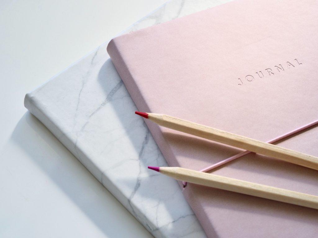 Journaling für mehr Dankbarkeit.